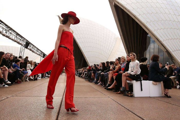 australia fashion week