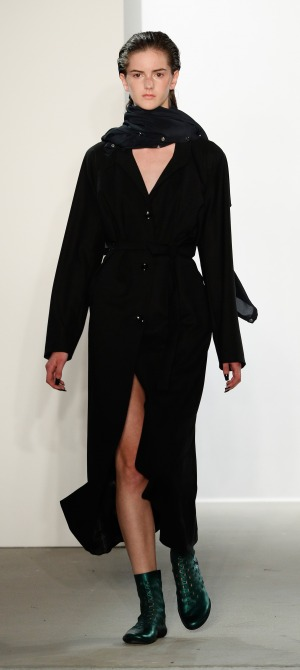 Michael Sontag S/S 18 Berlin Fashion Week