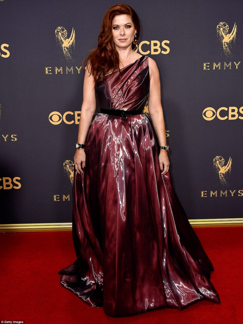 debra messing romona keveza
