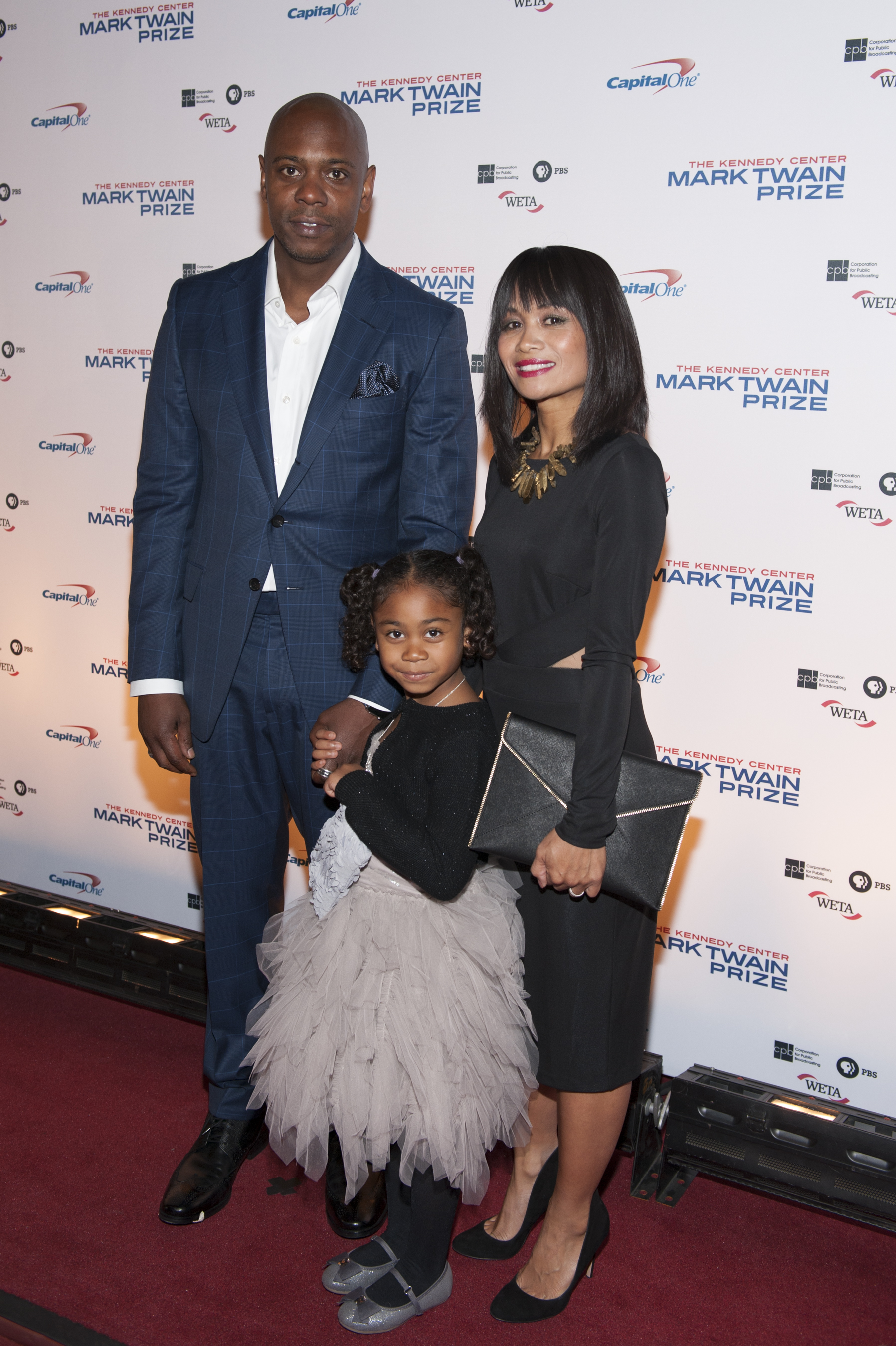 Not Who is dave chappelle asian wife business your